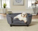 Enchanted hondenmand / sofa coco grijs_