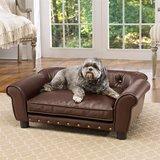Enchanted hondenmand / sofa brisbane pebble bruin_