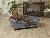 Enchanted hondenmand / sofa charley donkergrijs_