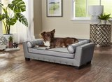 Enchanted hondenmand / sofa sailor grijs_