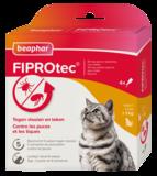 Fiprotec Kat - 4 pipetten_