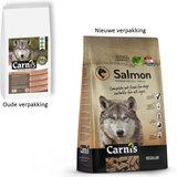 Carnis Geperste brok Salmon- Regular - 12,5kg_