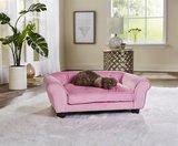 Enchanted hondenmand / sofa charlotte roze_