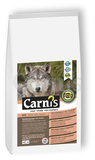 Carnis Geperste Brok Zalm - 15 kg_