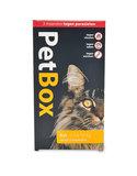Petbox Kat - 3 maanden tegen parasieten - 2 tot 12 kg_