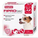 Fiprotec Hond 2-10kg 3+1 pipetten_