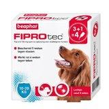 Fiprotec Hond 10-20kg 3+1 pipetten_