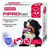 Fiprotec Hond 40-60kg 3+1 pipetten_