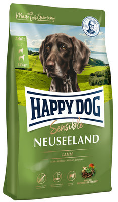 Happy Dog Sensible Neuseeland - Lam - 12,5 kg