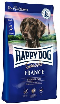 Happy Dog Sensible France - Eend - 12,5 kg