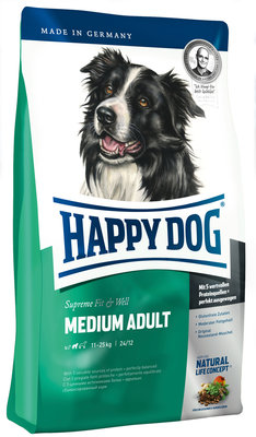 Happy Dog Supreme Medium Adult - 12,5 kg