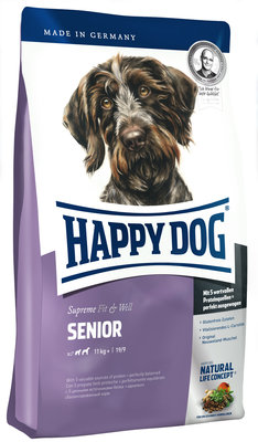 Happy Dog Supreme Senior - 12,5 kg