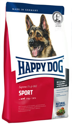 Happy Dog Supreme Sport - 15 kg