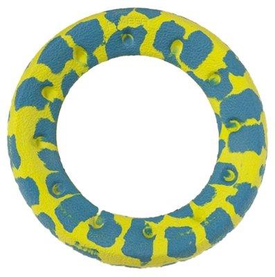 Foaber roll ring foam / rubber blauw / groen