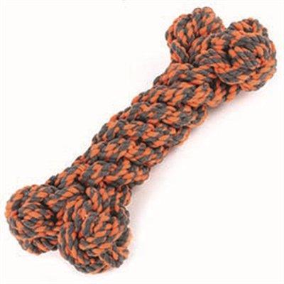 Happy pet nuts for knots extreme bot grijs / oranje