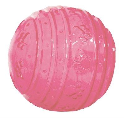 Biosafe puppy bal roze