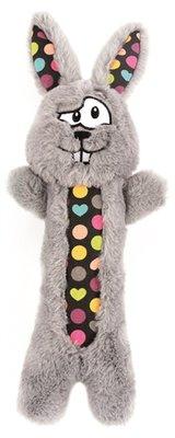 Happy pet funky konijn grijs