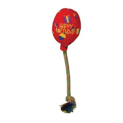 Kong occasions birthday balloon rood