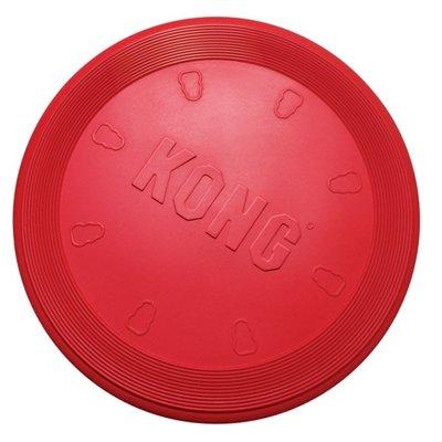 Kong flyer frisbee rood