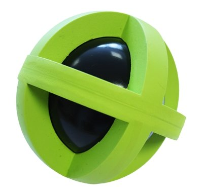 Happy pet tough toys boingo bal groen of