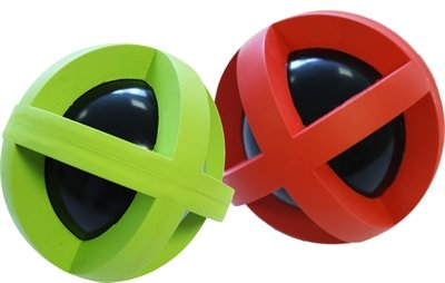 Happy pet boingo bal groen of rood