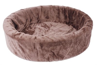 Petcomfort hondenmand bont taupe