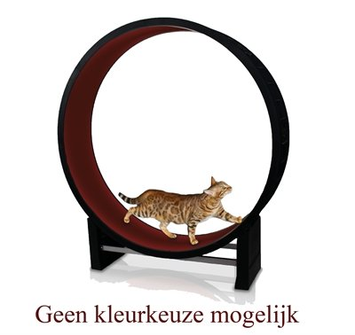 Cat in motion looprad voor katten assorti