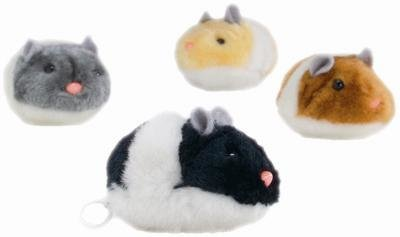 Hamster trillend 4 kleuren ass