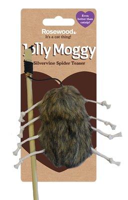 Rosewood kattenhengel met spin matatabi