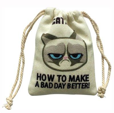 Grumpy catnip zak