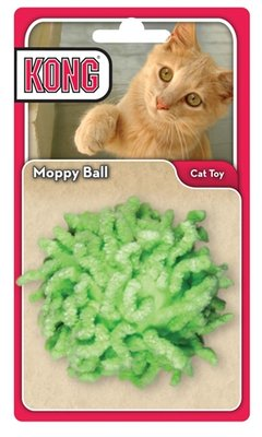 Kong kat moppy ball assorti