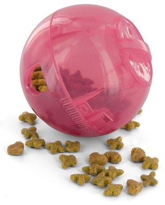 Petsafe slimcat voerbal roze