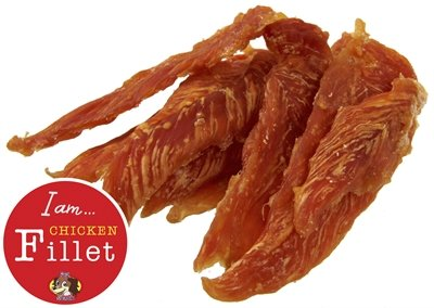 I am petsnack chicken fillet (kipwings)