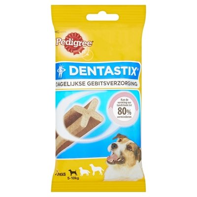 10x pedigree dentastix mini