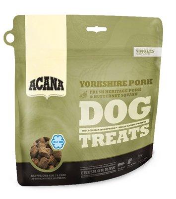 Acana dog gevriesdroogd yorkshire pork snoepjes
