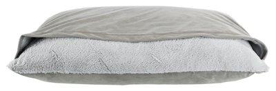 Trixie hondenkussen melle met deken grijs