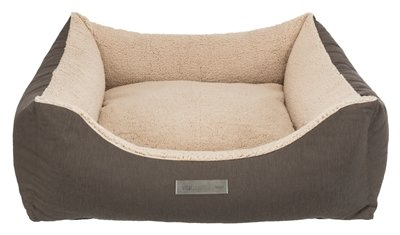 Trixie hondenmand bendson vitaal donkerbruin / beige