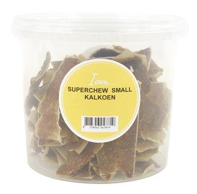I am superchew small kalkoen
