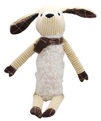 Buster & beau bottle bellied woolymals konijn