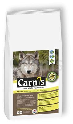 Carnis Geperste Brok Kip - 15 kg