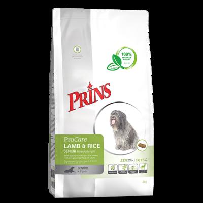Prins ProCare Lamb & Rice Senior Hypoallergic - 3kg