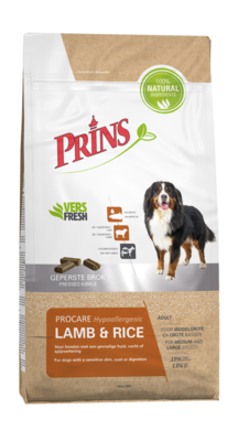 Prins ProCare Lamb & Rice Hypoallergic - 3kg