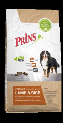 Prins ProCare Lamb & Rice Hypoallergic - 15kg