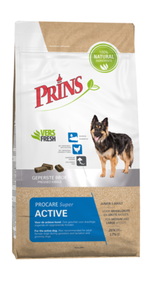 Prins ProCare Super Active - 3kg