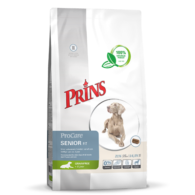 Prins Grainfree ProCare Senior Fit - 3kg
