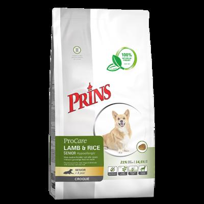 Prins ProCare Croque Lamb & Rice Hypoallergic Senior - 2kg