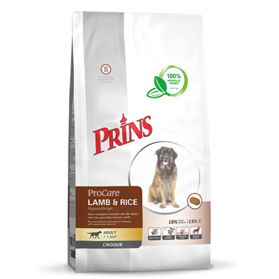 Prins ProCare Croque Lamb & Rice Hypoallergic - 2kg