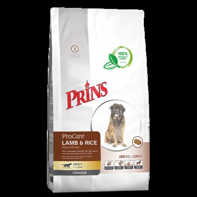 Prins ProCare Croque Lamb & Rice Hypoallergic - 10kg