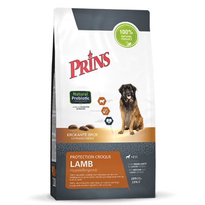 Prins ProCare Croque Protection Lamb Hypoallergic - 10kg