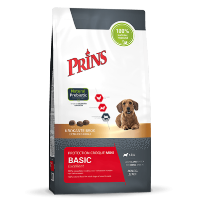 Prins Mini ProCare Croque Protection Basic Excellent - 2kg